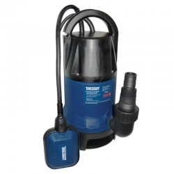 Bomba Sumergible Para Agua Limpia Toolcraft 1/2 Hp