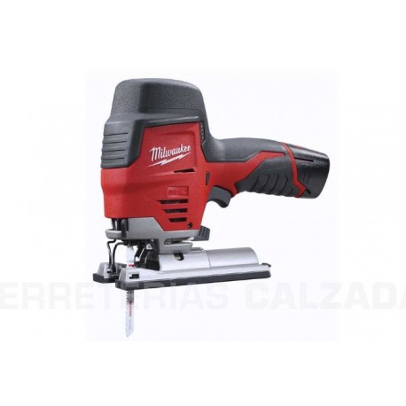 Caladora milwaukee 12v 2445- 21