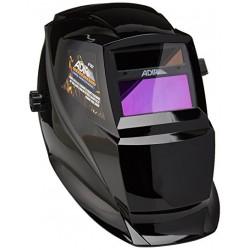 Careta electrónica para soldar negra 6712 Adir