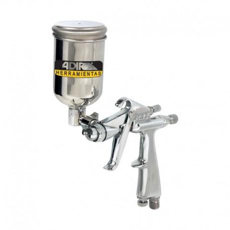 Pistola mini de gravedad con 3 controlesAdir 692