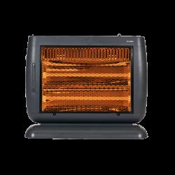 Calefactor Eléctrico de Cuarzo Mini con Humidificador HEATWAVE HQ1261U