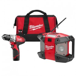 Milwaukee Kit 2492-22
