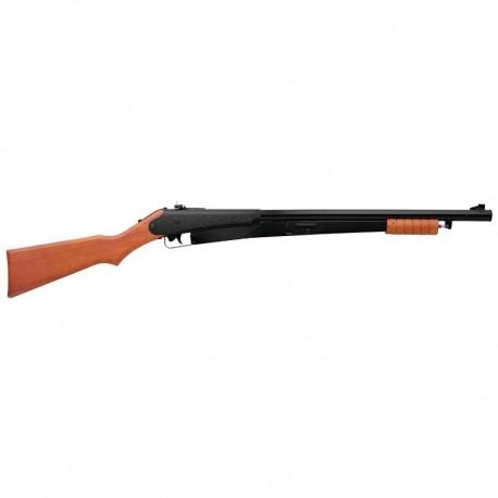 Rifle deportivo cal. 4.5 modelo 25 Pum Gun-A Legend Since 1914 Daisy Gamo