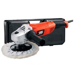 "Pulidora para auto de 7"" (180mm) WP1500 Black & Decker"