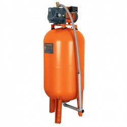 Bomba hidroneumática 1-1/2 HP, 150 litros TRUPERV12257