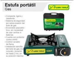 Estufa Portátil Lion Tools