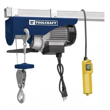 Polipasto Electrico 200kg Toolcraft Tc5399