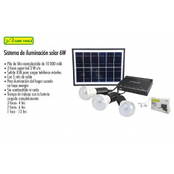 PANEL SOLAR 6 W