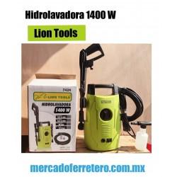 HIDROLAVADORA PORTATIL 1200 PSI LION TOOLS